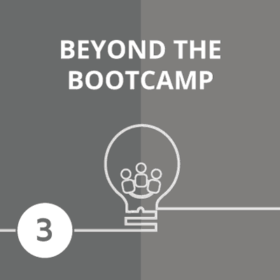 Beyond the data science bootcamp