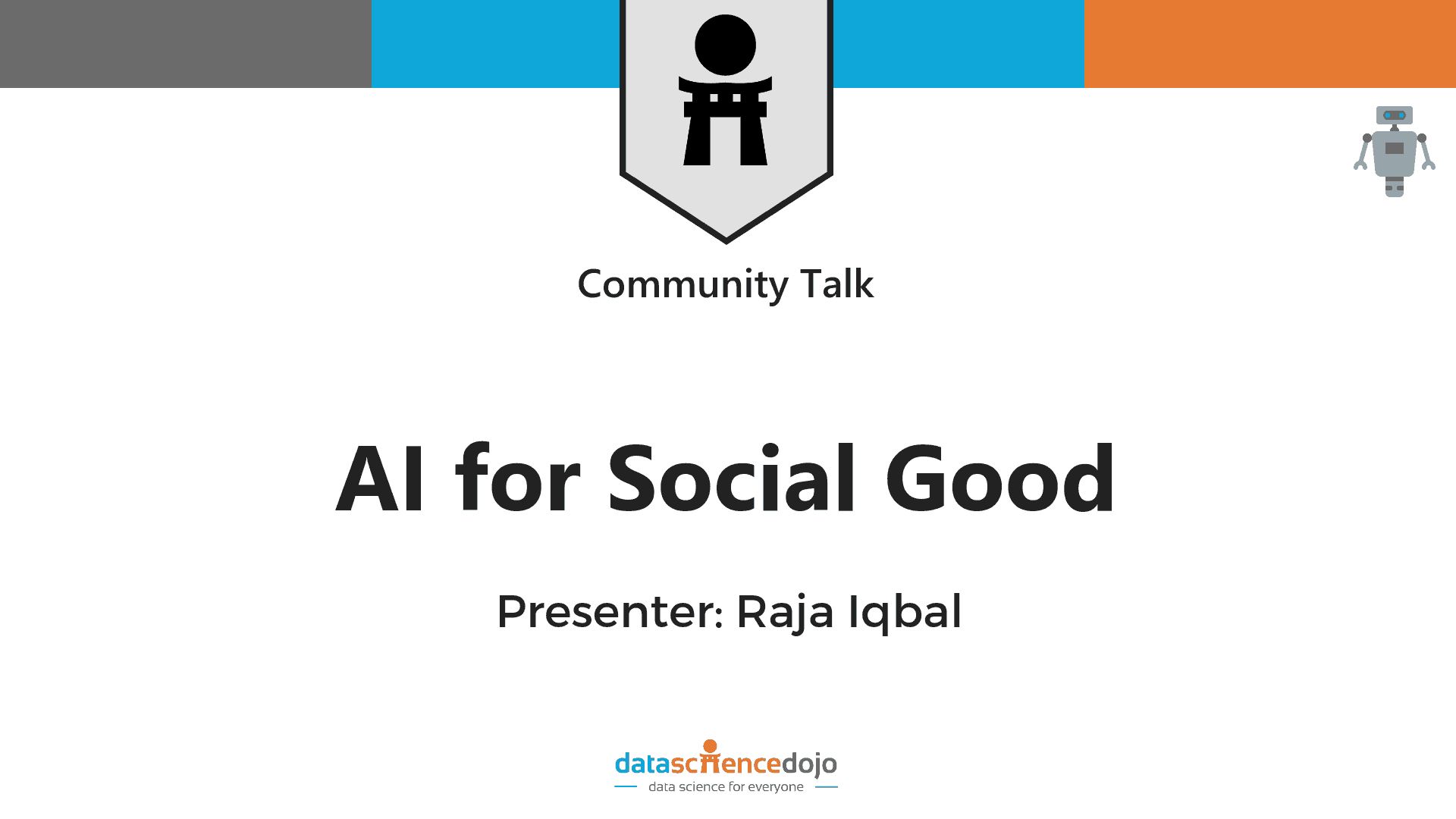 AI for Social Good