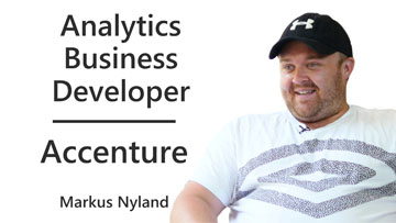 Markus Nyland data science dojo reviews