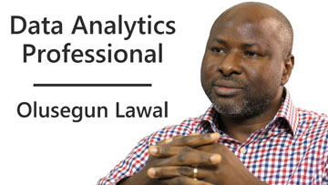 Olusegun Lawal data science dojo reviews