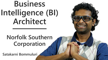 Satakarni Bommuluri data science dojo reviews