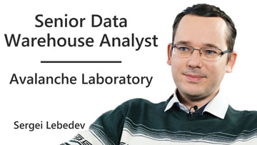 Sergei Lebedev data science dojo reviews